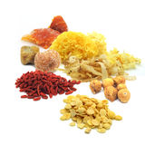 Chinese herbs alternative healing Royalty Free Stock Photo