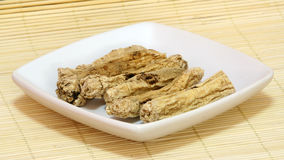 Chinese Herbs – Dan Seng Royalty Free Stock Photos
