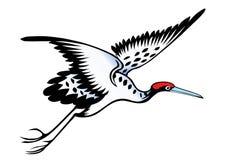 Chinese heron Stock Photo