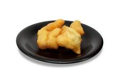 Chinese het voedselstijl van de doughnut Stock Afbeelding