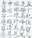 Chinese hiëroglief Royalty-vrije Stock Fotografie