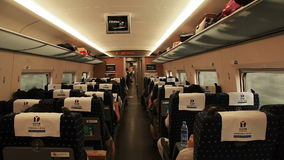 Chinese High-Speed Train stock video footage