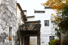 Chinese historic buildings details Royalty Free Stock Photos