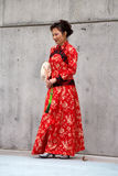 Chinese Historical Fashion Stock Images