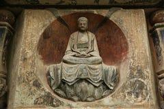 Chinese historische architectuur, wereld cultureel erfgoed Stock Foto