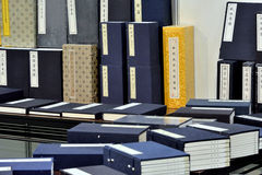 Chinese historische literatuur Royalty-vrije Stock Fotografie