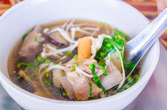 Chinese Hokkien cuisine Royalty Free Stock Photos