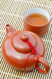 Chinese Hot Tea. Royalty Free Stock Image