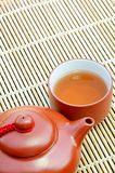 Chinese Hot Tea. Stock Photo