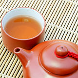 Chinese Hot Tea. Royalty Free Stock Images