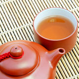 Chinese Hot Tea. Stock Photos