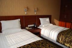 Chinese hotel Royalty Free Stock Image