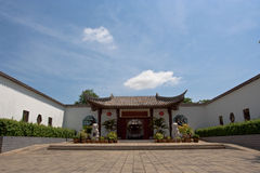 Chinese House Royalty Free Stock Image