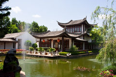 Chinese House Stock Images