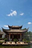 Chinese House Stock Photo