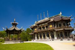 Chinese House Royalty Free Stock Photos