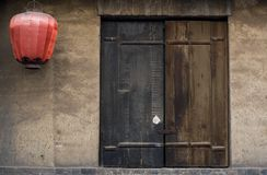 Chinese House. A typical Chinese house of village Stock Photography