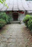 Chinese house at Culture village Sarawak Stock Photos
