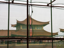 Chinese house Stock Image