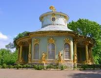 Chinese house. Park Sanssouci Potsdam, Europa, Deutschland Stock Photo