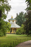 Chinese House, Potsdam, Germany. The Chinese House is a garden pavilion in Sanssouci Park in Potsdam, Germany Stock Image