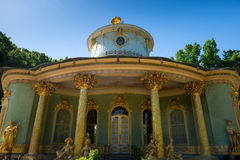 Chinese House. In Sanssouci Park in Potsdam, Germany Stock Photography