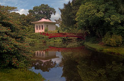 Chinese House at Shugborough Royalty Free Stock Photo