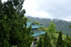 Chinese Hubei Wudang Mountains Stock Image