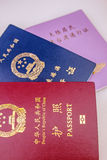 Chinese identifications Royalty Free Stock Images