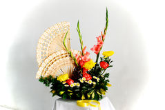 The Chinese ikebana Royalty Free Stock Photo