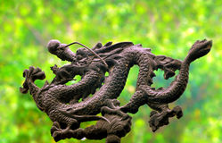 Chinese imperial dragon Stock Image