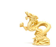 Chinese imperial dragon Stock Photos