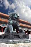 Chinese imperial palace Royalty Free Stock Photography