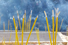 Chinese incense Stock Images