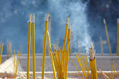 Chinese incense Royalty Free Stock Photo