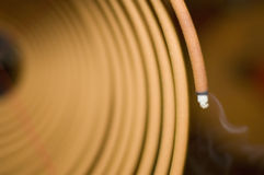 Chinese incense. A photo of chinese incense for prayers stock images