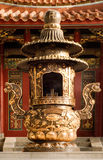 Chinese incense burner Stock Images
