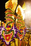 Chinese Incense Burning Stock Images