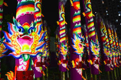 Chinese Incense Burning Royalty Free Stock Photo