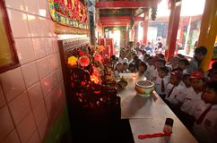 CHINESE-INDONESIAN CULTURE Royalty Free Stock Images