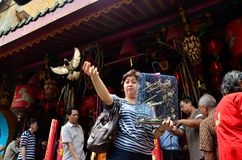 CHINESE-INDONESIAN CULTURE Stock Images