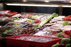 Chinese food ingredients Royalty Free Stock Image