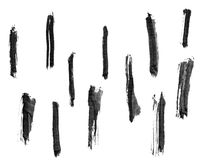 Chinese ink calligraphy brush Royalty Free Stock Photography