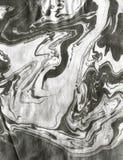 Chinese inkt zachte effect textuur Stock Fotografie