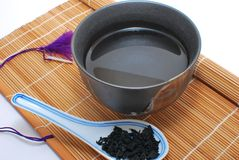 Chinese or Japanese tea for a healthy lifestyle Stock Photo