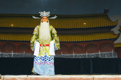Chinese Jin Opera Royalty Free Stock Photography