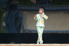 Chinese Jin Opera Stock Photo