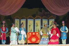Chinese Jin Opera Royalty Free Stock Images