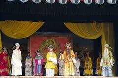 Chinese Jin Opera Royalty Free Stock Photo