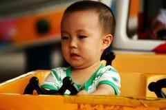 Chinese jongen royalty-vrije stock afbeeldingen